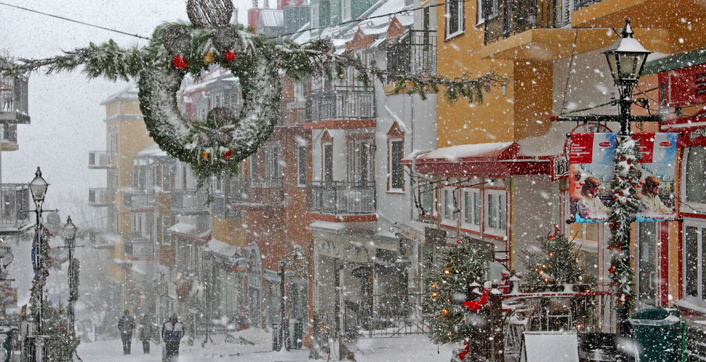 Holiday Festivities >> Don't miss Tremblant's Holiday festivities! - Tremblant Blog