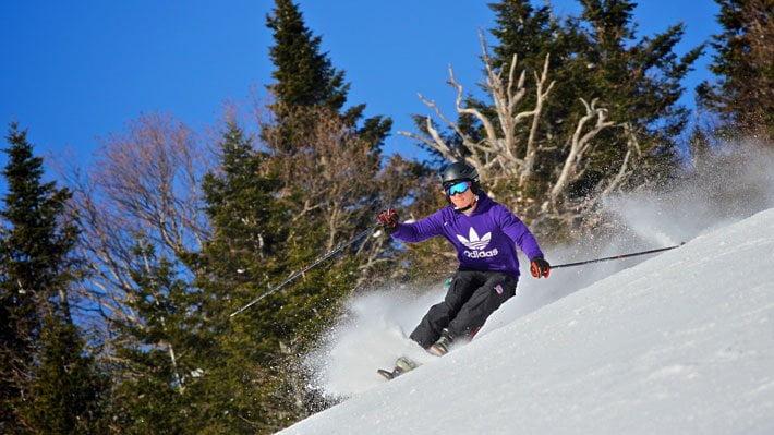 Spring Skiing at Tremblant