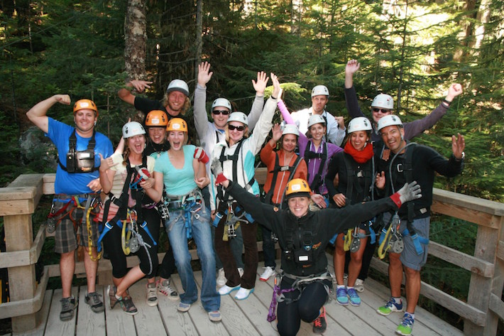 Ziptrek_Happy Group_blogue