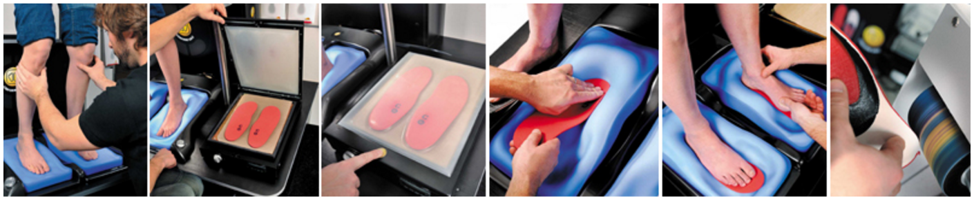 capture - custom insoles