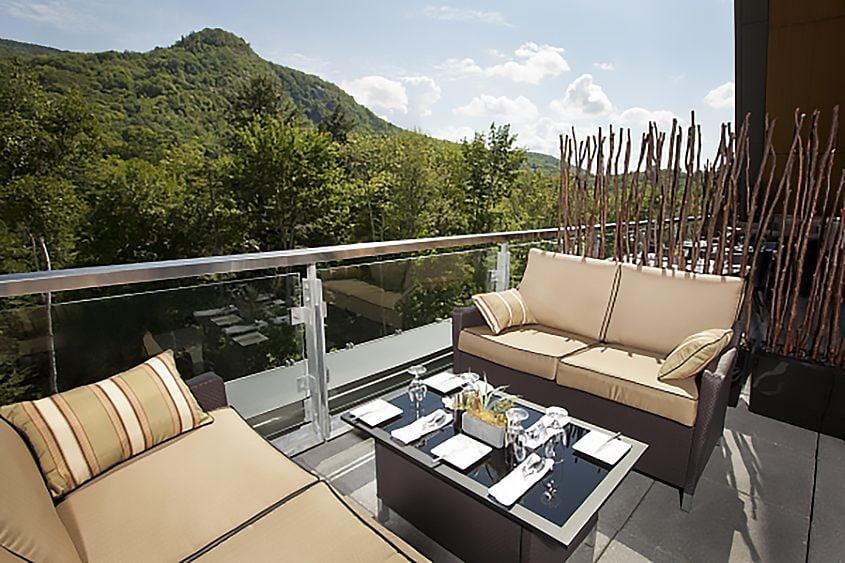 Altitude Restaurant Mont Tremblant